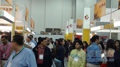 盈拓展览:2010年墨西哥国际建筑和住宅展览会展后回顾
