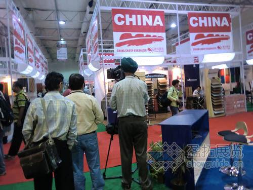 盈拓2010印度孟买建材展览会展后回顾