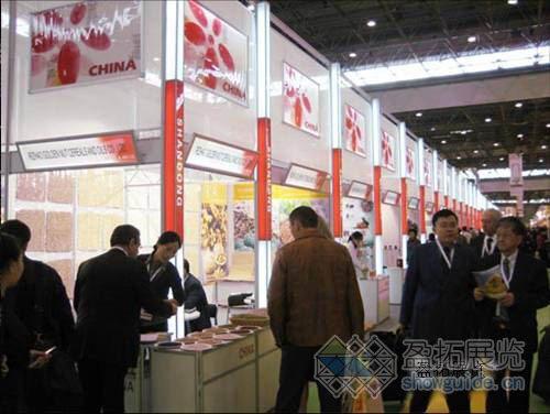 2010年法国巴黎国际食品展览会盈拓展会报道