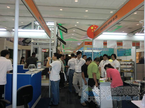 盈拓2010年菲律宾国际综合建材展览会盈拓展会回顾