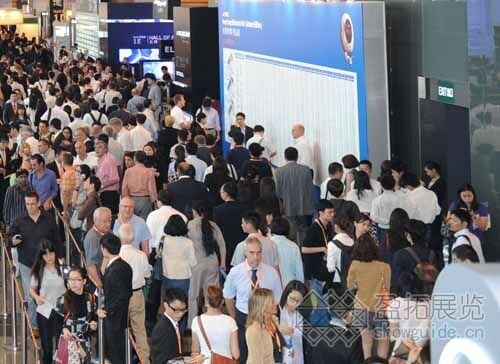 2011年香港秋季电子展展会回顾