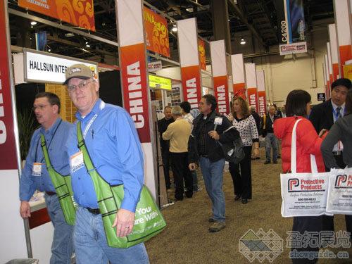 北美市场贸易平台,发掘商机途径—2010年美国拉斯维加斯建筑材料龙8国际(IBS)