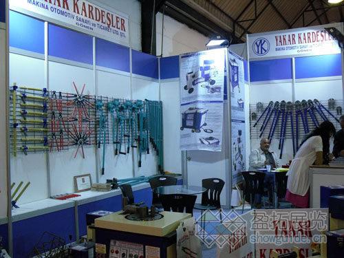 开启中亚及欧洲大陆之门——2010土耳其伊斯坦布尔国际建材展