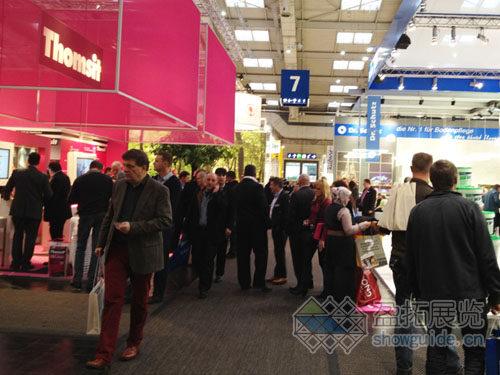 德国汉诺威地面材料展览会