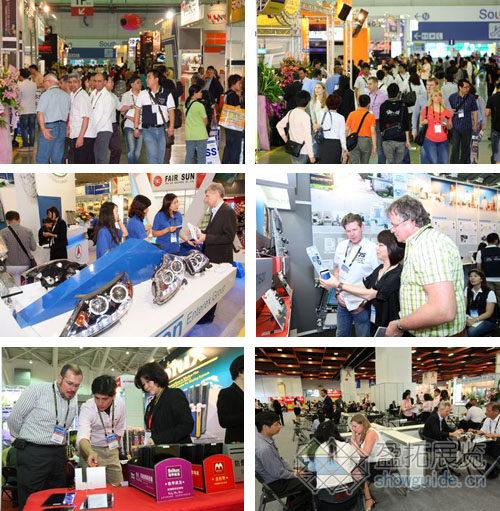 2012年中国台北国际汽车配件展览会展会回顾