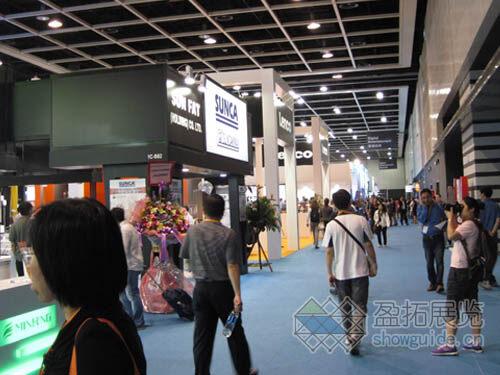 香港春季电子展