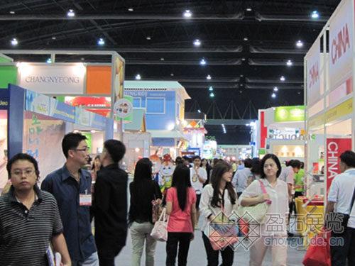 亚洲食品展
